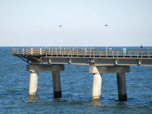 Sea gull pier to close for renovations virginia for Virginia saltwater fishing