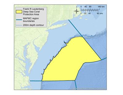 Frank R. Lautenberg Deep Sea Coral Protection Area